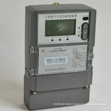 Smart Household Electric Four -Tariff Energy Meter with LCD Display