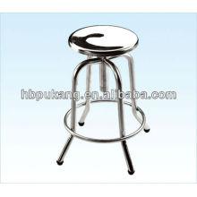 Stainless steel nurse stool