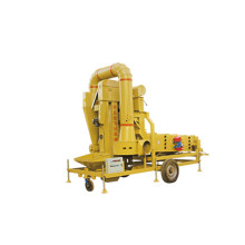 Mesin Pembersihan Grain Suction Grain Seed Cleaner