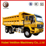 6X4 Right Hand Drive Heavy Duty Dump Truck