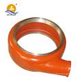 Abrasive slurry pump parts, throat bush, high quality