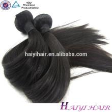 Melhor Qualidade Um Doador de Trama Dupla Não Transformados Por Atacado Cutícula Alinhado 10A 11A 100 Exigente Virgin Eurasian cabelo