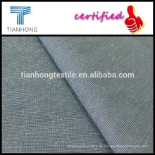 97 Baumwolle 3 Elasthan micro Check Muster einfarbig gewebten Stoff für slim skinny Chino Hose