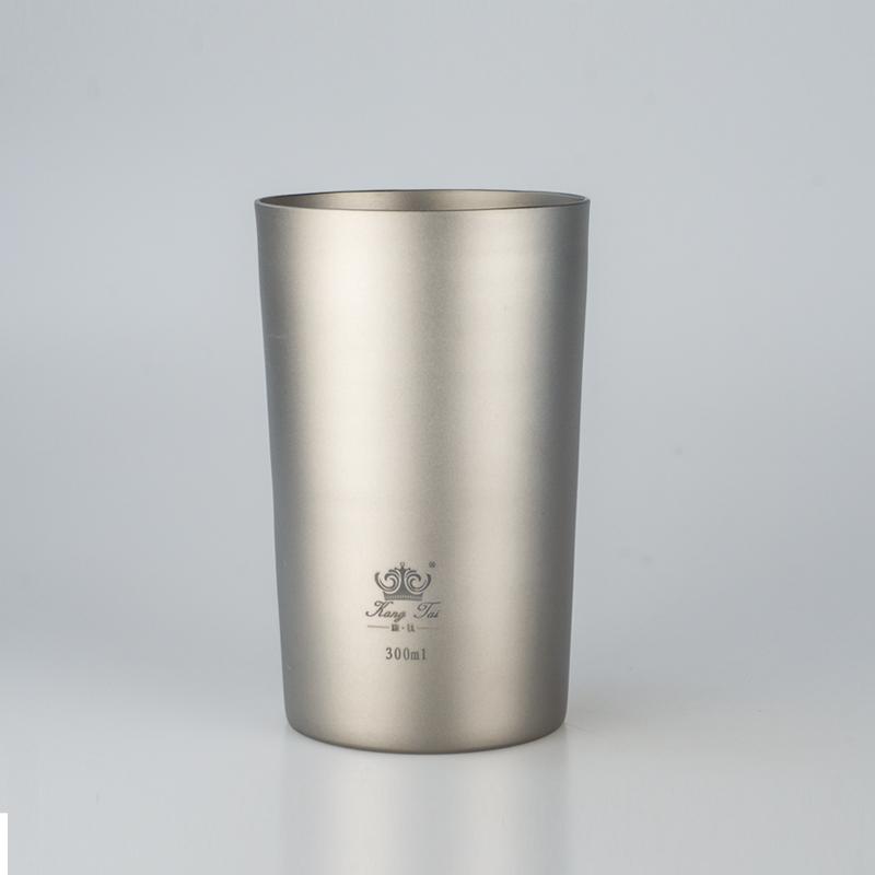 Pure Titanium Drinking Cup
