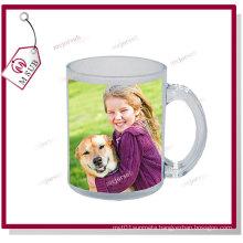 Promotional Gift 11oz Blank Sublimation Glass Mug