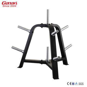 Durable Gym Exercise Equipment Plate Tree