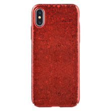 Red electroplate best seller apple iphone x holder
