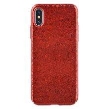 Röd elektroplatta bästsäljare Apple iPhone X-hållare