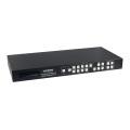 HDMI&VGA&AV Mixed Inputs Video Processing Matrix Switcher 4X4