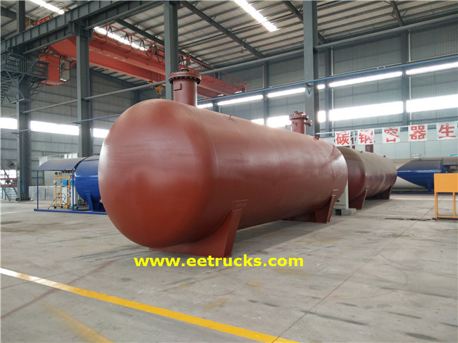 16000 Gallon LPG Mounded Storage Tanks