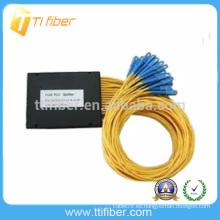 Splitter del PLC de la fibra de la alta calidad 1x32