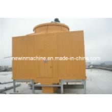 Newin 200t Cross Flow Torre de resfriamento quadrada