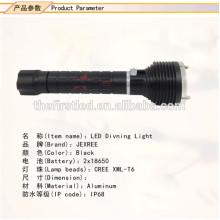 High Power 3T6 CREE XM-L2 Lampe à LED Lampes tactiques