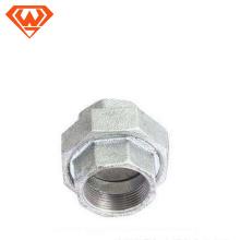 União dos encaixes de tubulação de ferro maleável