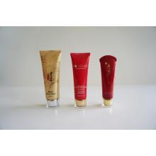 Пластиковые трубы, мягкие трубы, гибкие трубки для косметической упаковки (AM14120219)
