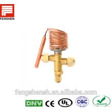 Válvulas de expansión de respuesta a temperatura WTV-H