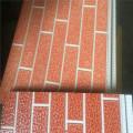 Materiais de construção exteriores compostos de alumínio