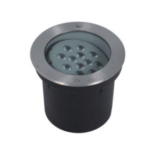 Control remoto Entrada de auto 12W LED de luz enterrada