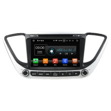 Auto Multimedia para 2017 Verna Car Player