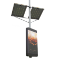 Pantalla LED para exterior P6 Light Pole