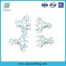 China supplier OEM for Aluminum Alloy Suspension Clamp Suspension clamps with socket clevis eye supply to Croatia (local name: Hrvatska) Manufacturer
