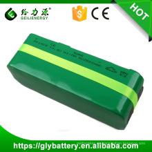 Paquete de batería Geilienergy 14.4v 3000mah NIMH para aspiradora Roomba Cleaner
