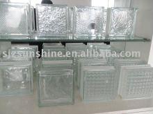 Clear Glass Block
