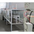 Machine de barre de polymère renforcée par fibre de verre