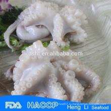 Замороженные очищенные осьминога ребенка экспортеров