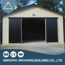 Environmental Prefab Steel Structure Car Shed