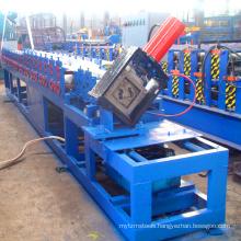 High qualiaty storage rack frame cold roller former machine / roller former