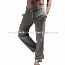 Wholesale men cotton pajama trousers