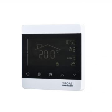 LCD Home Boiler Heating Room Thermostat