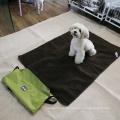 China Fabrik Großhandel Portable Medium Large Dog Reisedecke weiche Faltbare wasserdichte Haustier Hundebett