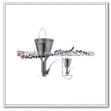 U013 Stainless Steel Granulated Sugar Funnel