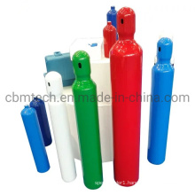 2L~15L Steel Industrial Medical Oxygen Argon/CO2/Gas/Air Cylinders for Gas Distributions