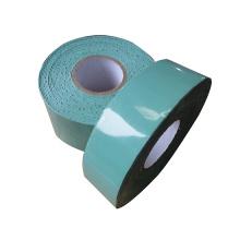 Materiales de revestimiento viscoelásticos de 1,8 mm para la prevención de la corrosión de la tubería de acero enterrada
