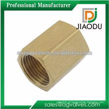 Forjado personalizado 1/4 '' ou 1/2 '' ou 3/4 '' ou 1 '' ou 1 2 '' HPB59-3 conexão de ferrule de cobre