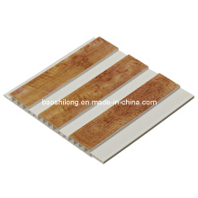 PVC-Nut-Panel Holz-Design