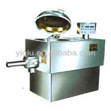Automatic wet mixing granulator/granulating machine