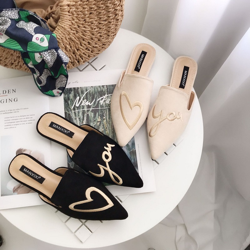 Special Patch Embroidery Shoes