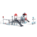 China Golden Supplier Egoalplay Commercial Playground Equipment
