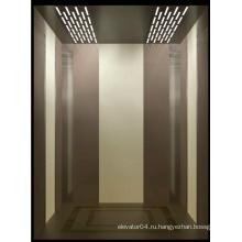 Малый машинный зал Пассажирский лифт с безредукторной тяговой машиной