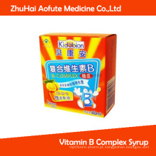 Vitamina B Complexo Xarope Medicial Xarope Julep