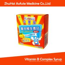 Витамин B Комплексный сироп Лечебный сироп Джулеп