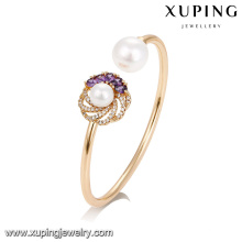 51733 Xuping jewelry Different colors of artificial crystal jewelry,fashion bangle