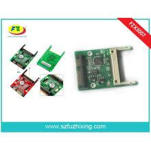 CF to sata (CF mainboard converter to sata hdd )converter card/adapter