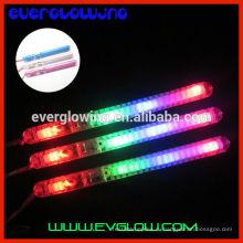 пластичный проблесковый свет ручки зарева