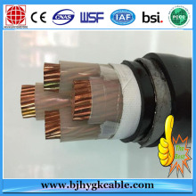 Single Layer Middle Voltage Electric Cable 6.35 / 11kv