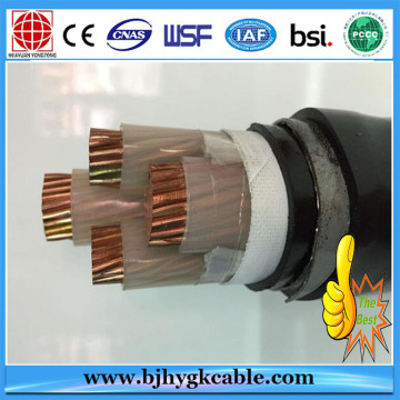 Concentric Neutral 12kv Medio Voltage Electric Cable